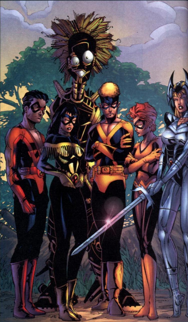 The New Mutants...